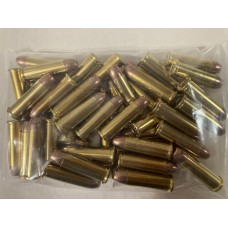 38 Special 100gr. Flat Point  [Bag of 50] New Brass