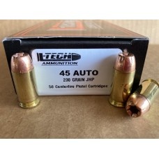 45 Auto 230gr. JHP [Box of 50]