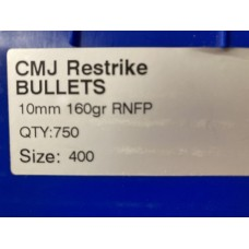 10mm/40 S&W 160gr. RNFP (750 Count)