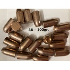 38 Special 100gr. E Frangible Flat Point  [100 count]