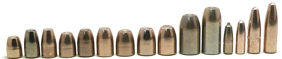 Frangible Non-Lead Bullets